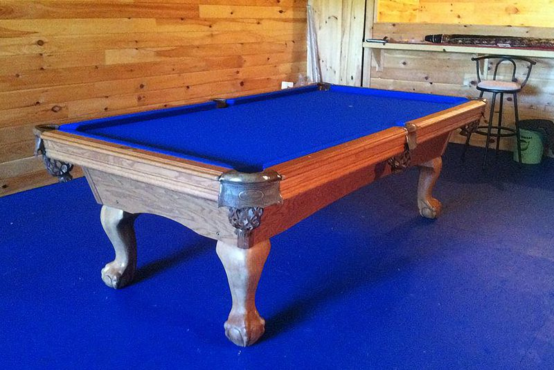 Amazing Maine Home Recreation Pool Table Reviews Home Interior And Landscaping Dextoversignezvosmurscom