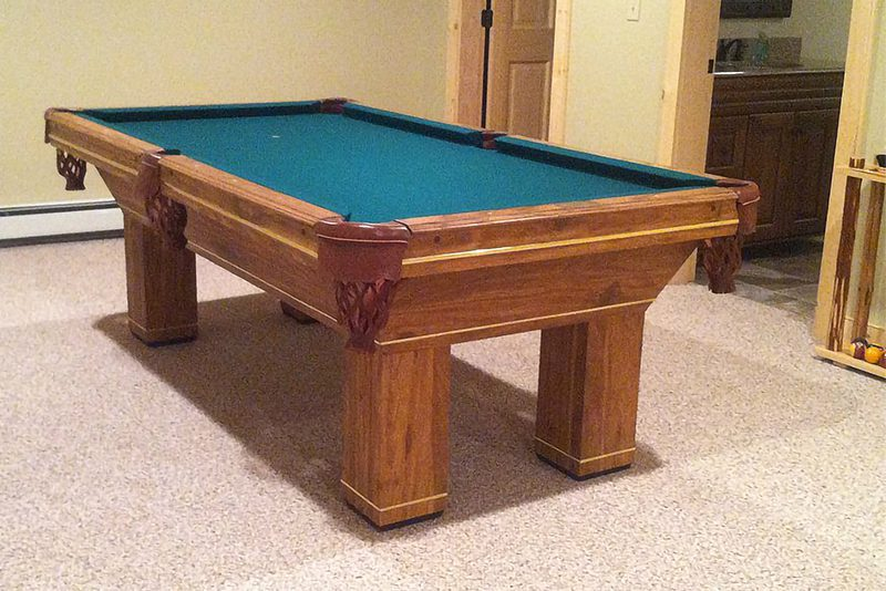 Fine Maine Home Recreation Pool Table Reviews Home Interior And Landscaping Dextoversignezvosmurscom