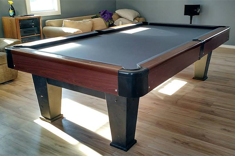 Awesome Maine Home Recreation Pool Table Reviews Home Interior And Landscaping Dextoversignezvosmurscom