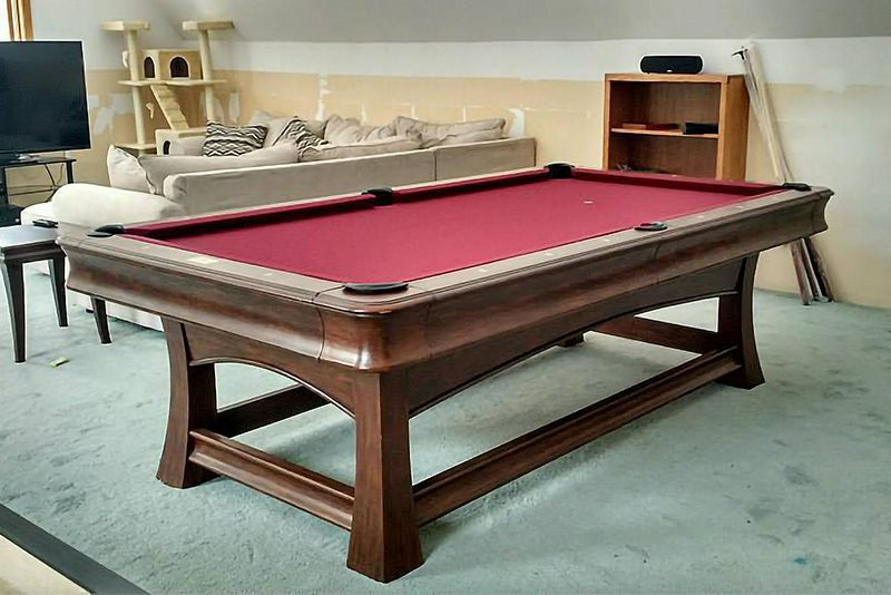 Terrific Maine Home Recreation Pool Table Reviews Home Interior And Landscaping Dextoversignezvosmurscom