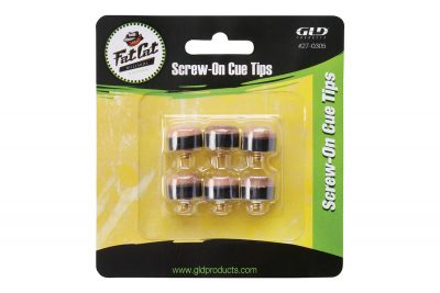 Fat Cat 27 0305 Screw On Cue Tips Package