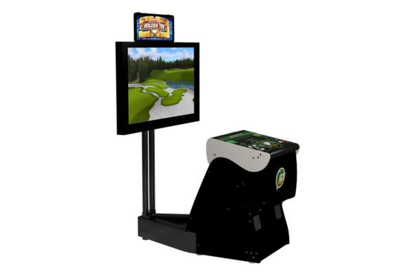 GoldenTee Full-Cabinet-with-Stand