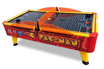 PacMan-AirHockey