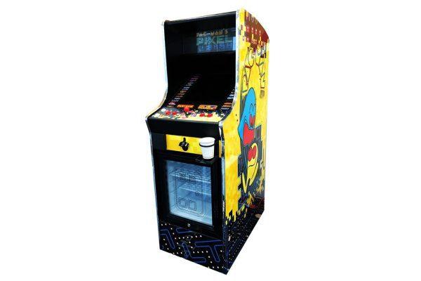 PacMan PixelBash Chill
