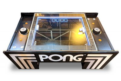Pong TableTop
