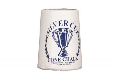 Silver Cup 53 0705 Cone Chalk Straight On