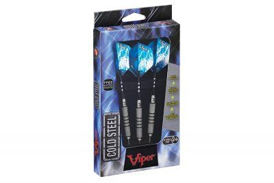 Viper 23 2924 24 Cold Steel Steel Tip Darts Package