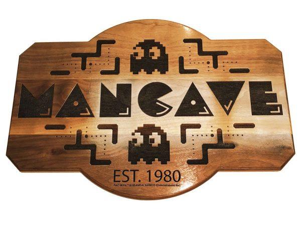 Mancave Wood Sign1